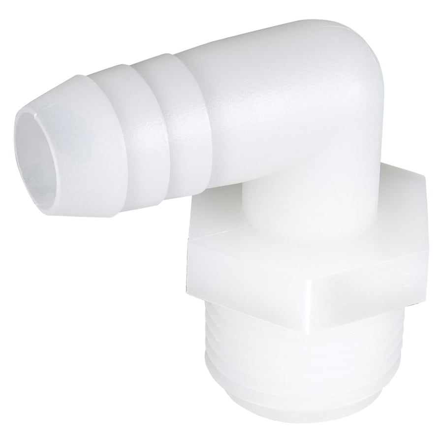 B&K 1/2-in x 1/2-in Barbed Barb x Barb Elbow Fitting