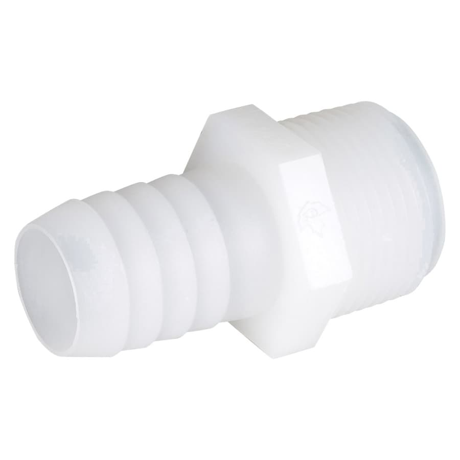 B&K 5/8-in x 3/4-in Barbed Adapter Fitting