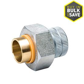 Bu0026K 3/4-in Threaded Dielectric Union Fitting  sc 1 st  Loweu0027s & Shop Brass Fittings at Lowes.com