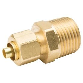 Compression Brass Fittings at Lowes com