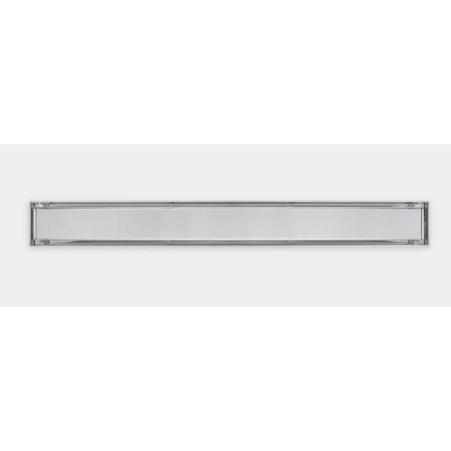 Tile Insert Rectangle Stainless Steel