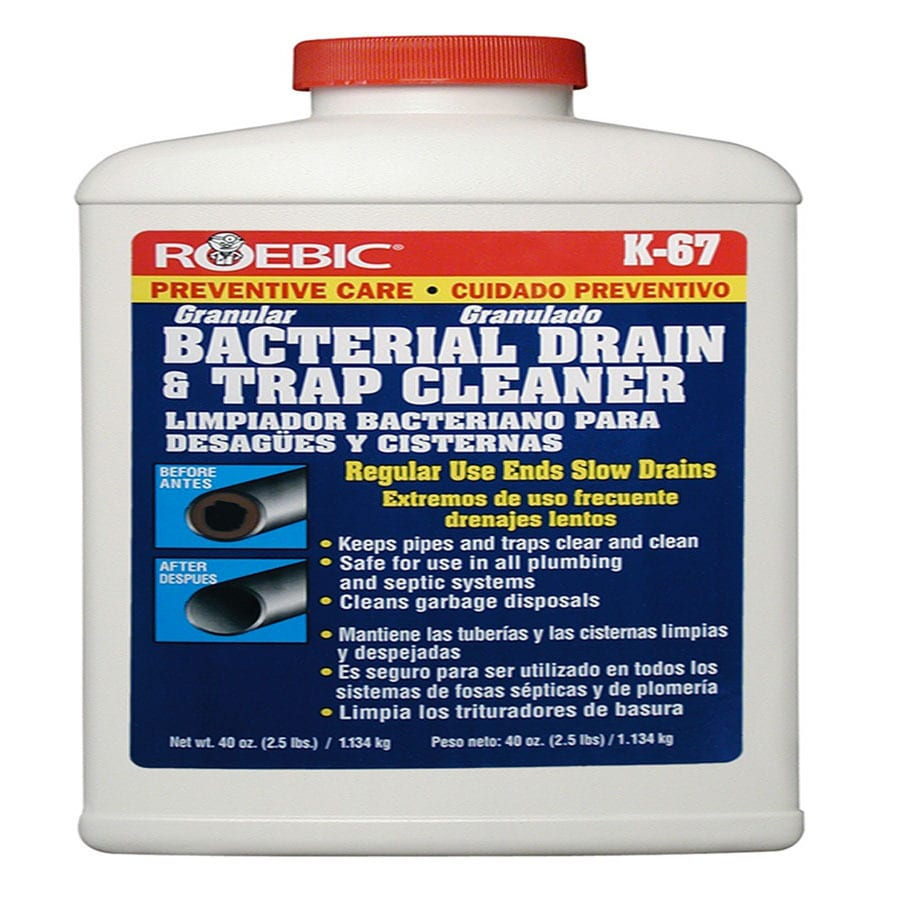Roebic Laboratories Inc 40 Oz Bacterial Drain And Trap