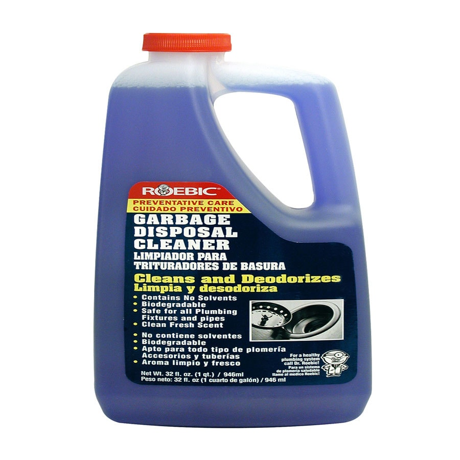 Roebic Laboratories, Inc. 32-oz Garbage Disposal Cleaner
