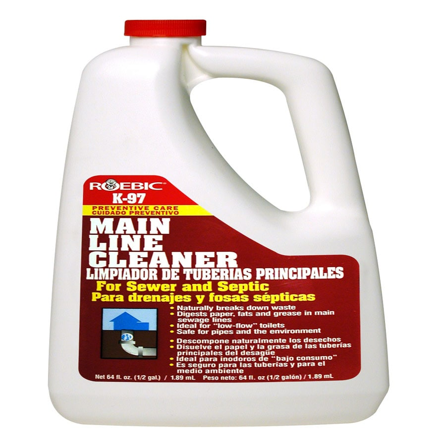 Roebic Laboratories, Inc. 64-oz Main Line Cleaner