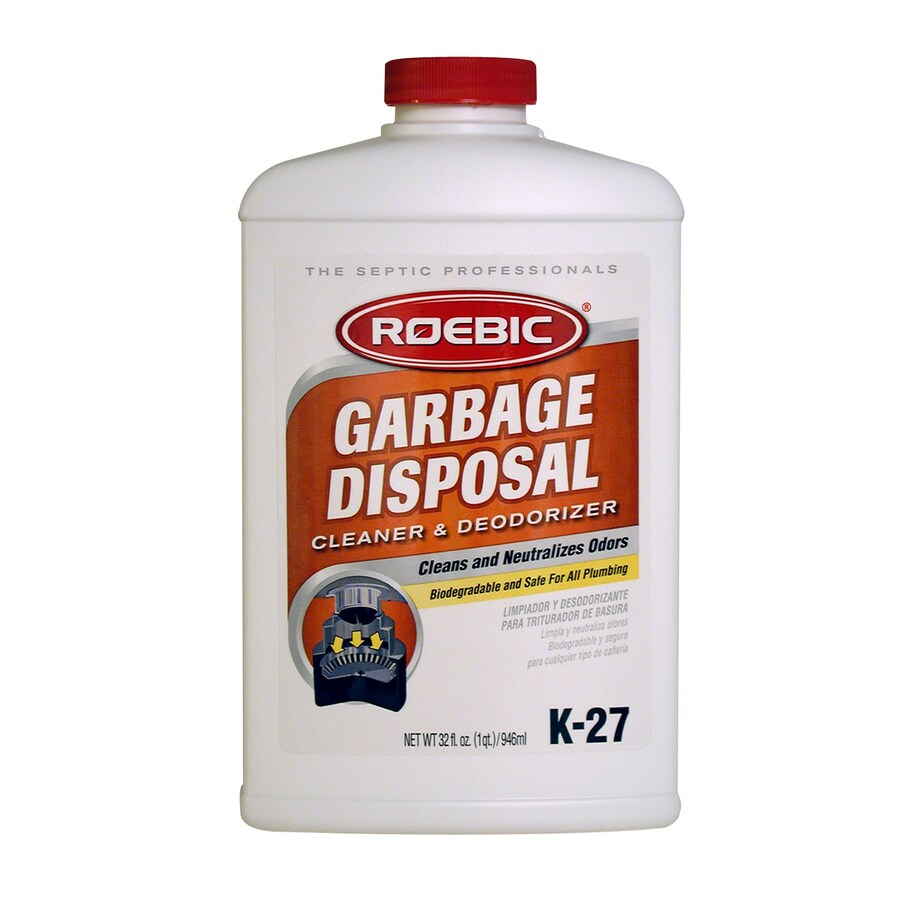 Roebic Laboratories, Inc. 32-fl oz Fresh Garbage Disposal Cleaner
