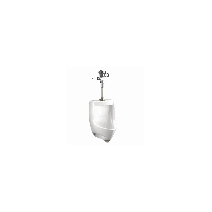 American Standard 12-3/4-in W x 18-in H White Wall Mounted Urinal