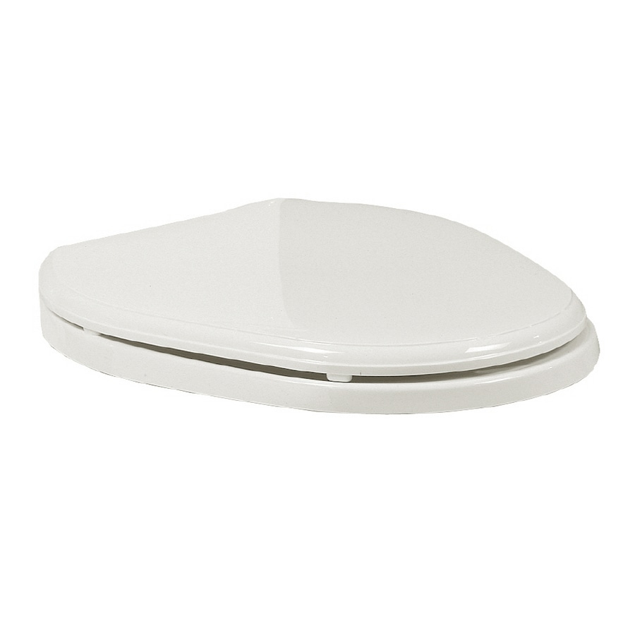 American Standard Elongated White Heritage Toilet Seat At