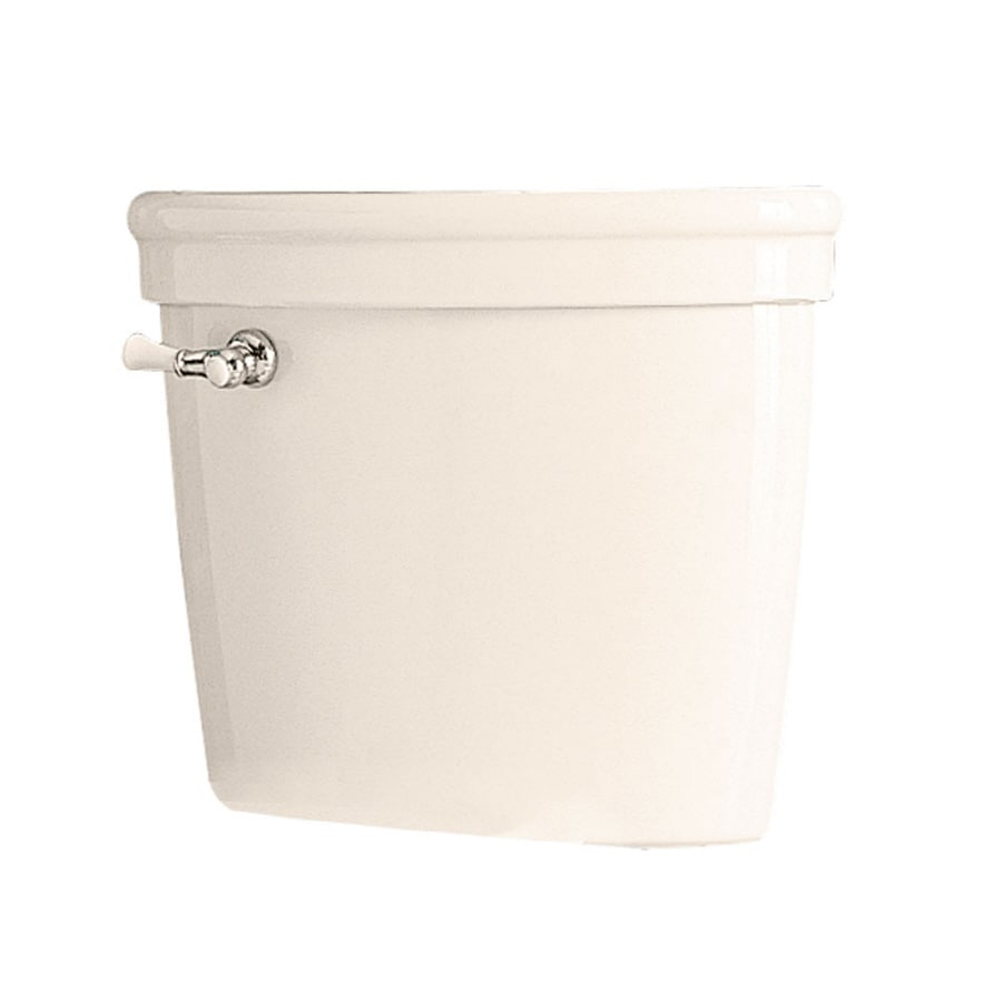 American Standard Standard Linen 1.6-GPF (6.06-LPF) 12-in Rough-In Single-Flush Toilet Tank