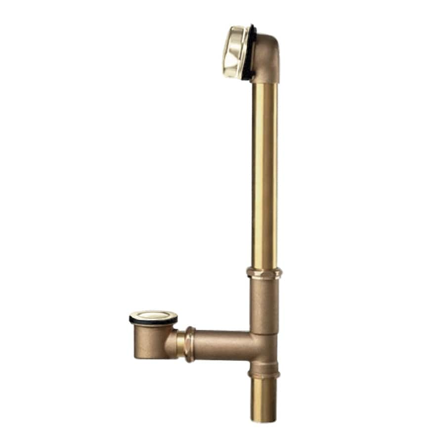 American Standard 1-1/2-in Brushed Nickel Rotary Brass Pipe