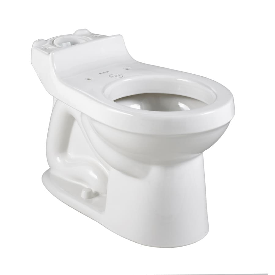 American Standard Champion 4 Standard Height White 12-in Rough-In Round Toilet Bowl
