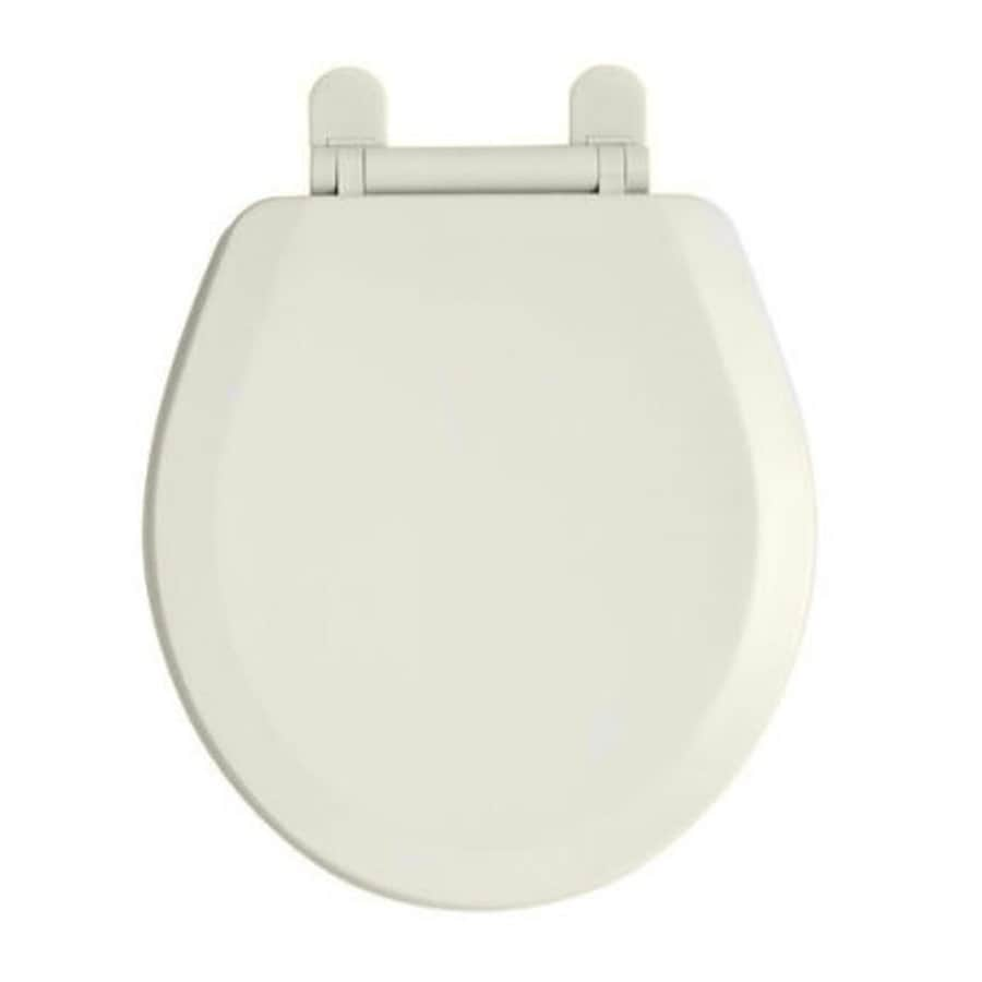 American Standard Champion Plastic Round Slow-Close Toilet Seat