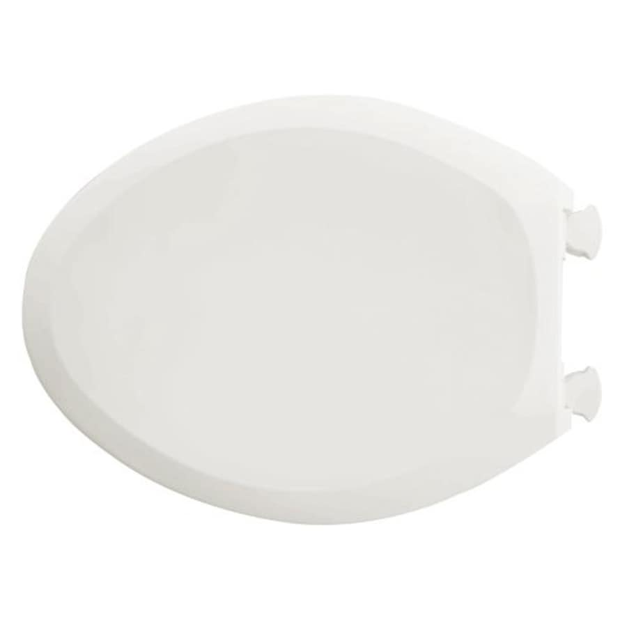 American Standard Champion White Plastic Elongated Slow Close Toilet Seat
