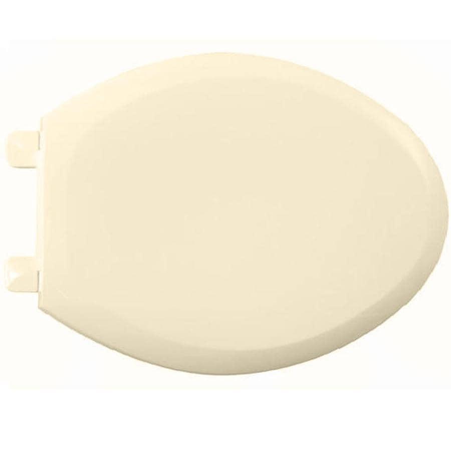 American Standard Everclean Plastic Elongated Toilet Seat