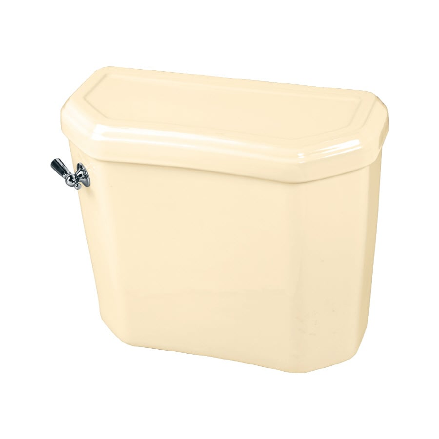 American Standard Bone 1.6-GPF (6.06-LPF) 12-in Rough-In Single-Flush Toilet Tank
