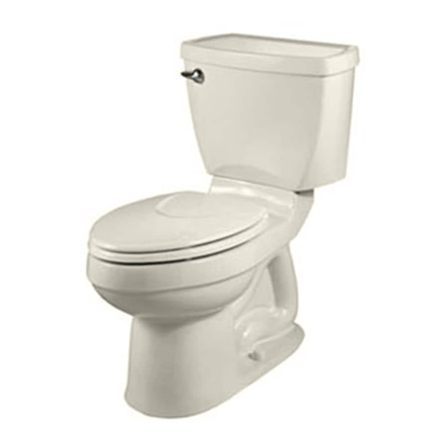 American Standard Champion 4 Linen 1.6 GPF Elongated 2-Piece Toilet