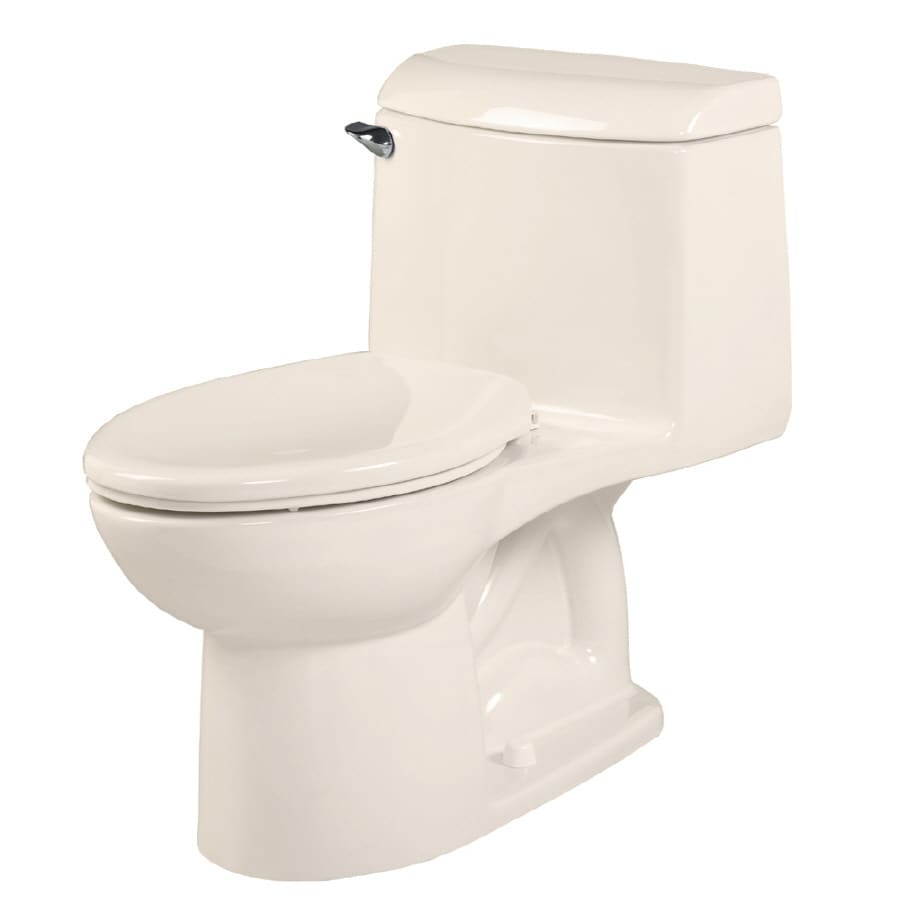 American Standard Champion 4 Linen 1.6-GPF (6.06-LPF) 12-in Rough-In Elongated 1-Piece Comfort Height Toilet