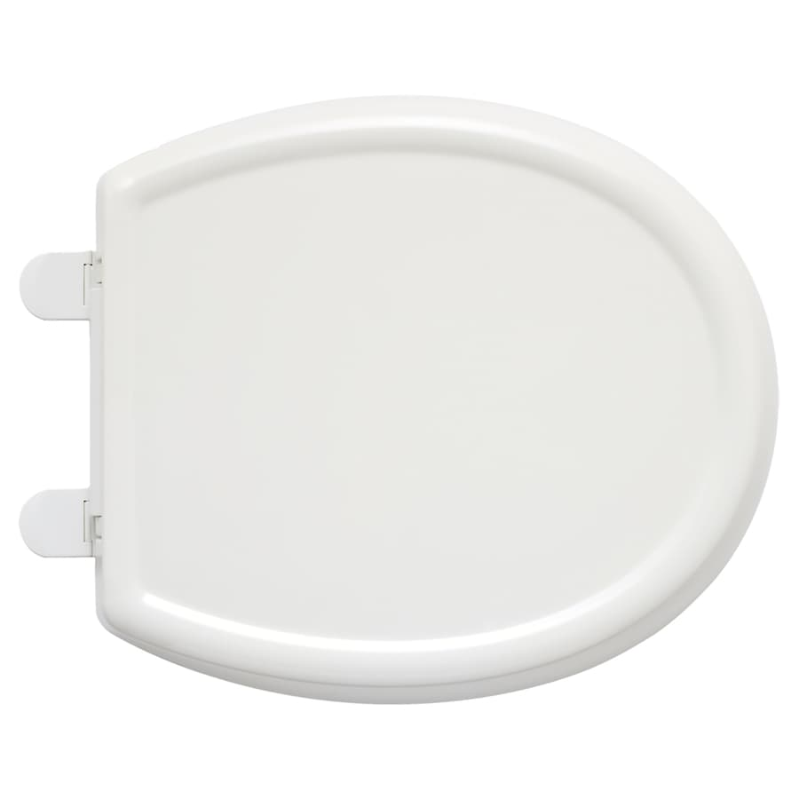 American Standard Cadet Plastic Round Slow Close Feature Toilet Seat