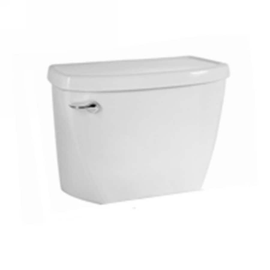 American Standard FloWise White 1.1-GPF (4.16-LPF) 12-in Rough-In Pressure Assist Single-Flush High-Efficiency Toilet Tank