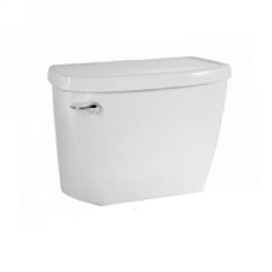 American Standard White 1.6-GPF (6.06-LPF) 12-in Rough-In Pressure Assist Single-Flush High-Efficiency Toilet Tank