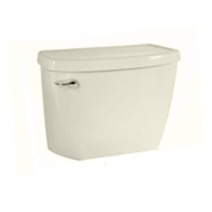 American Standard FloWise Linen 1.1-GPF (4.16-LPF) 12-in Rough-In Pressure Assist Single-Flush High-Efficiency Toilet Tank