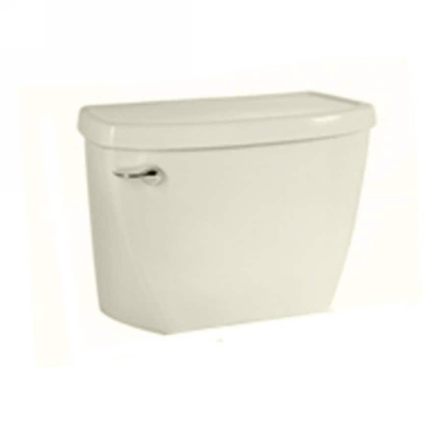 American Standard FloWise Linen 1.1-GPF (4.16-LPF) 12-in Rough-In Pressure Assist Single-Flush High-Efficiency Toilet Tank