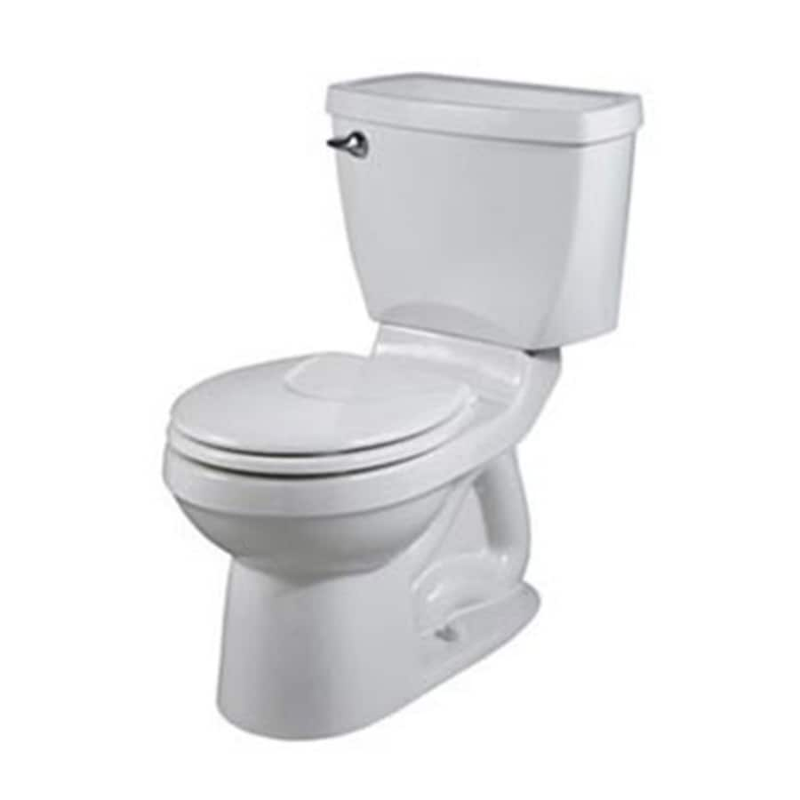 American Standard Champion 4 White Round Toilet At Lowes Com