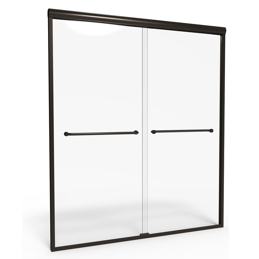 Shop American Standard Euro 44 In To 48 In Frameless