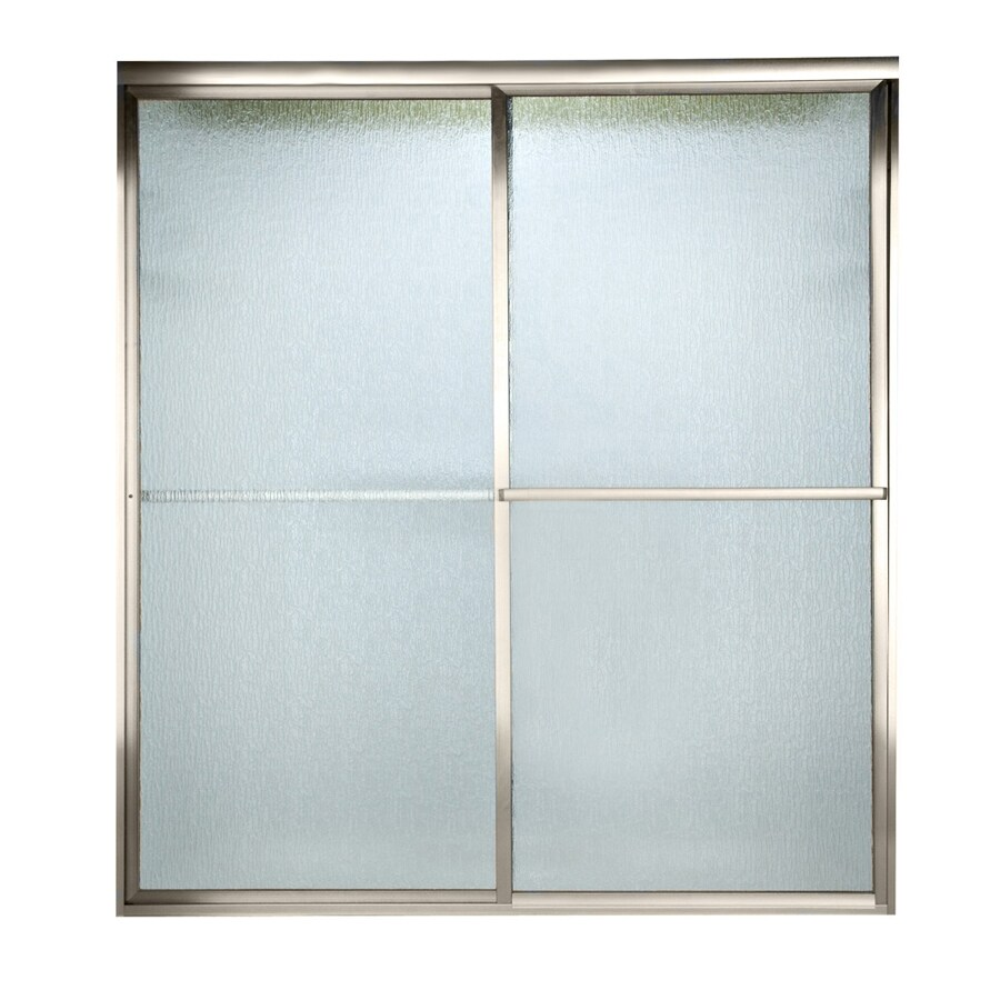 American Standard Prestige 40-in to 42-in Framed Sliding Shower Door