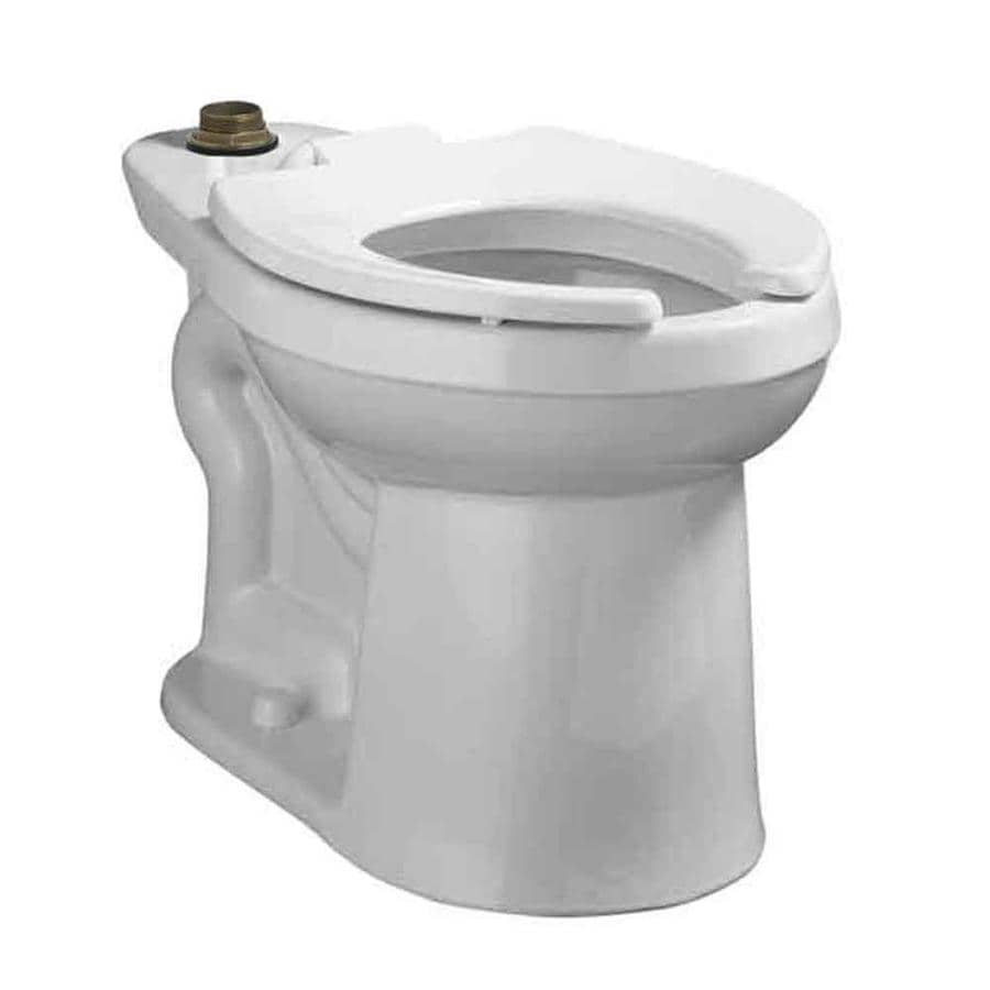 American Standard Toilets : Shop american standard right width white elongated chair