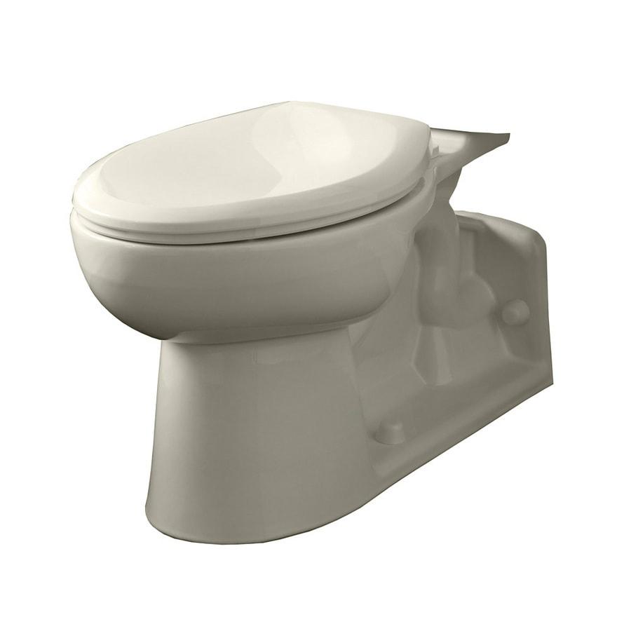 American Standard Yorkville Linen Elongated Chair Height Toilet Bowl