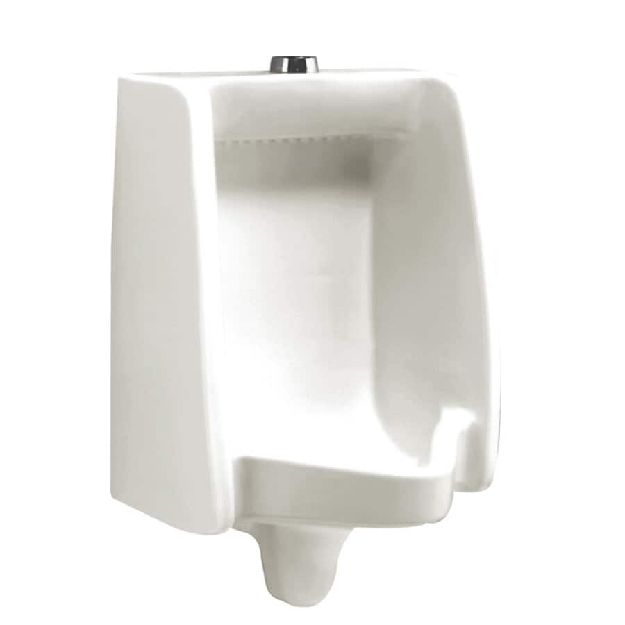 American Standard White Wall Mounted Urinal At Lowes Com