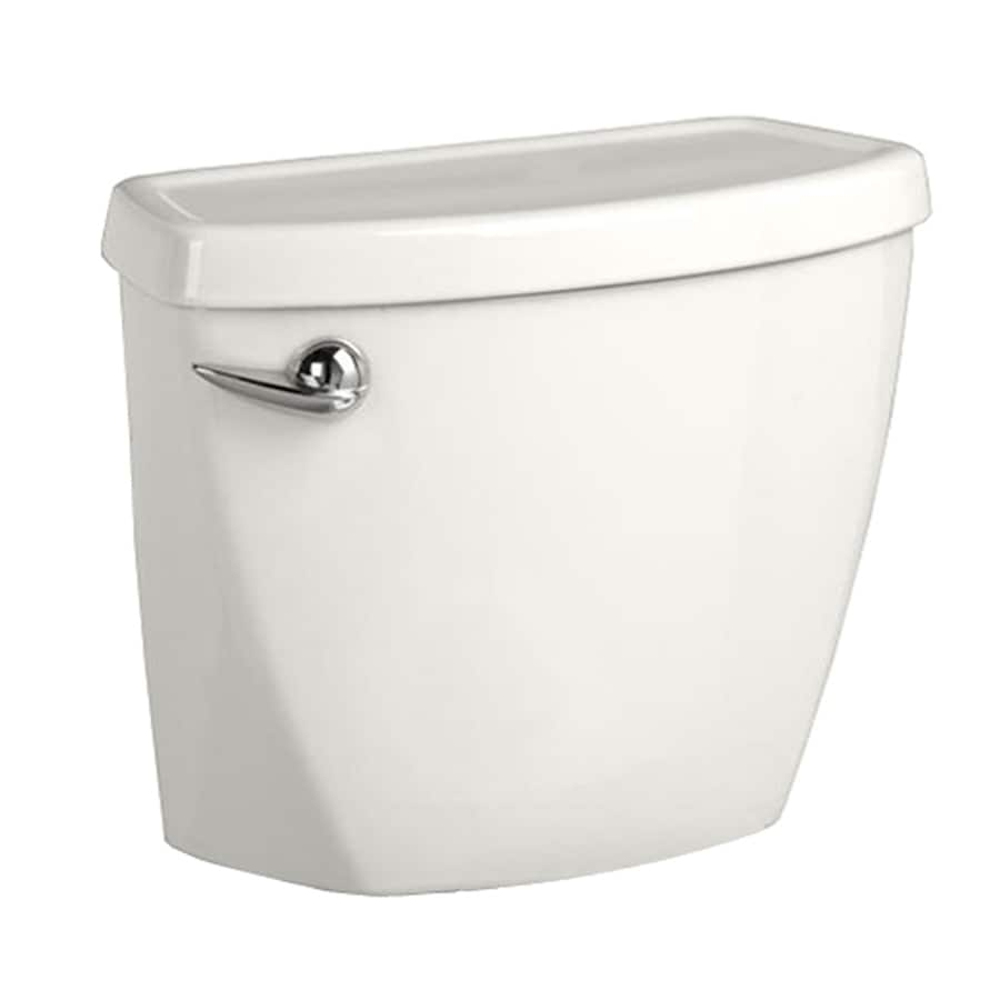 American Standard Baby Devoro White 1.28-GPF (4.85-LPF) 10-in Rough-In Single-Flush High-Efficiency Toilet Tank