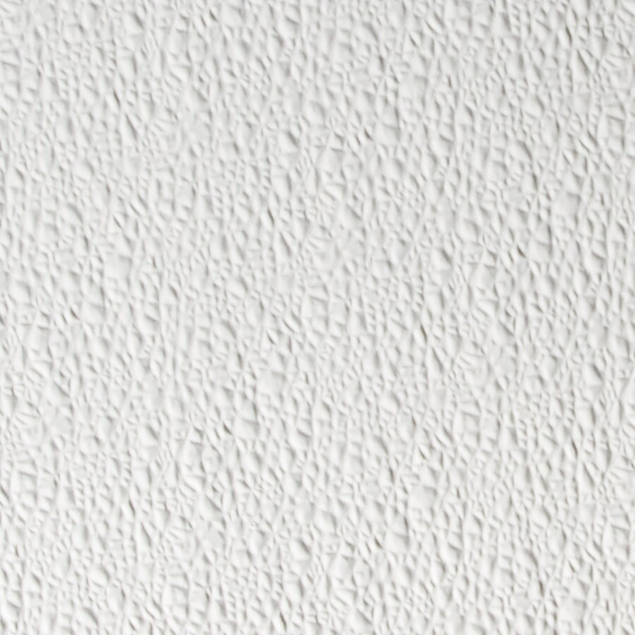 Sequentia 48-in x 12-ft Embossed White Fiberglass Reinforced Wall Panel