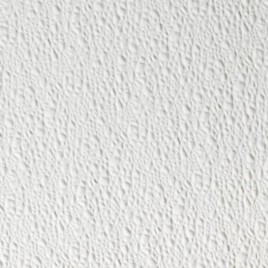 23.75-in x 3.98-ft Embossed White Fiberglass Reinforced Wall Panel