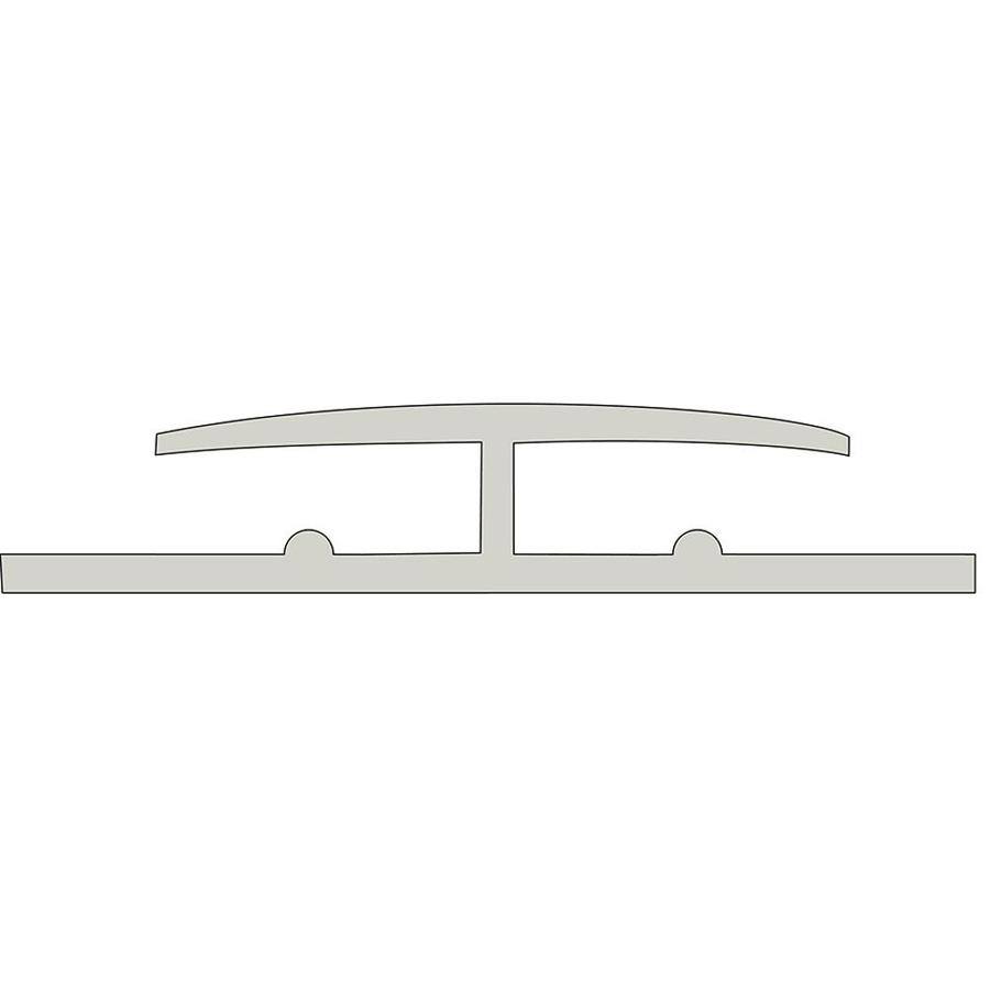 Sequentia 1.3-in x 10-ft Vinyl Connector Wall Panel Moulding