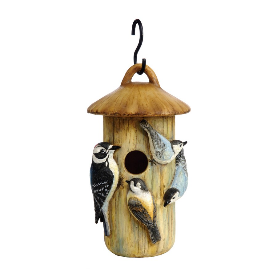 Garden Treasures Decorative Bird House