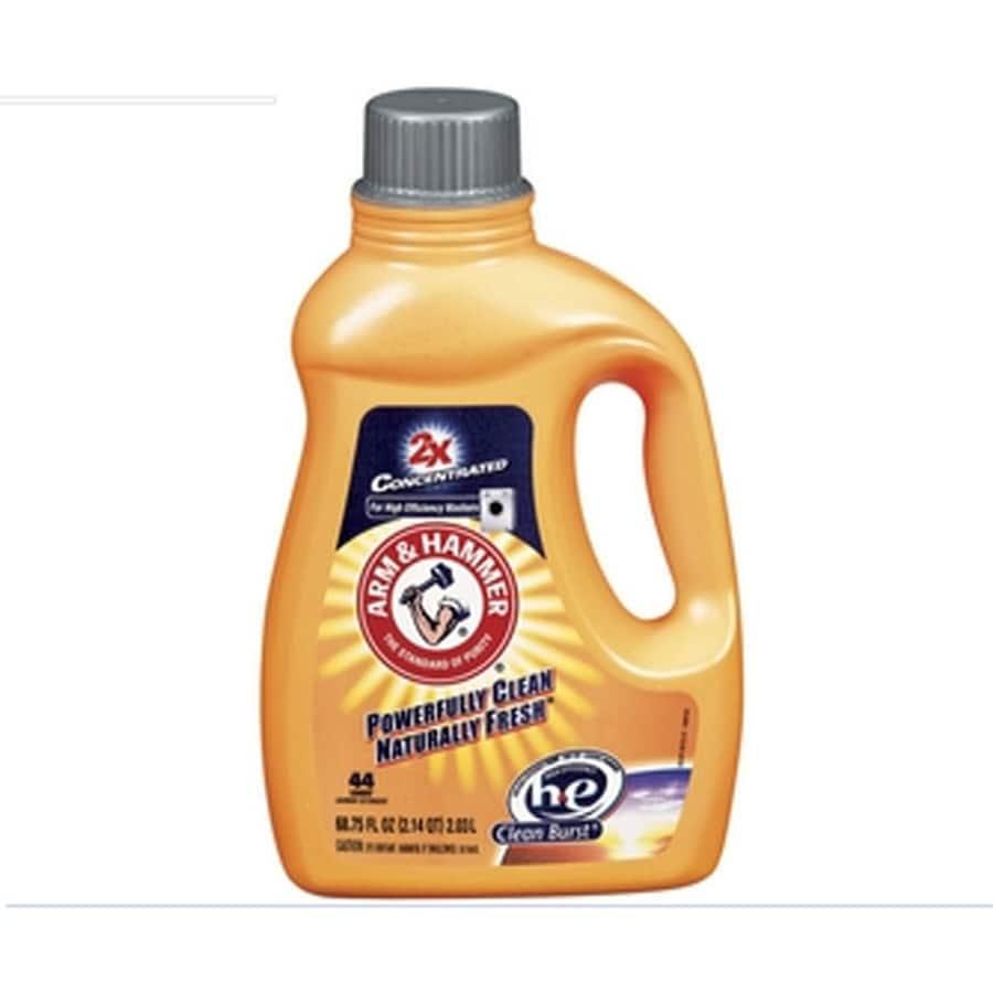 ARM & HAMMER 68.75-oz Laundry Liquid Detergent