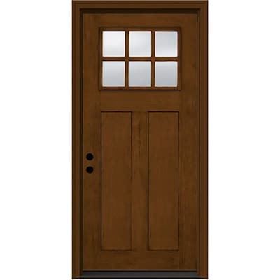 Jeld Wen Commercial Residential Front Doors At Lowes Com Find great deals on ebay for wood exterior doors. lowe s