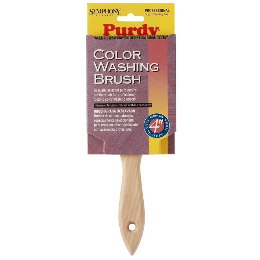 Purdy Natural Color Washing Faux Finish Paint Brush