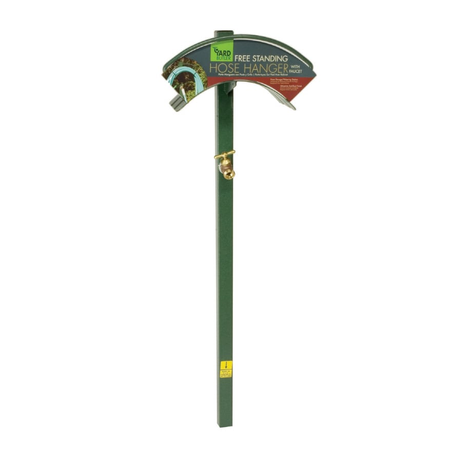 Hose Stands: Yard Butler Steel 150-ft Stand Hose Reel At Lowes.com