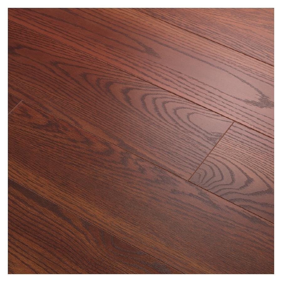 "SwiftLock Plus 6-1/8"" x 47-5/8"" Auburn Laminate Flooring"