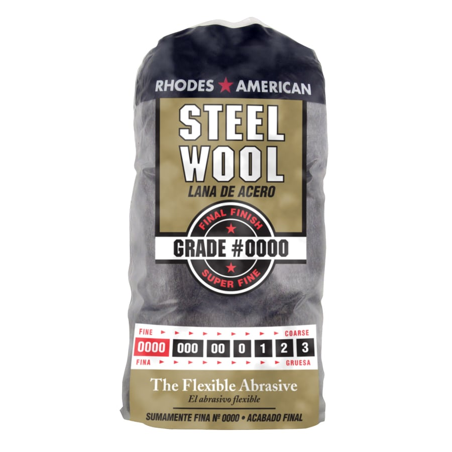 0000 Stainless Steel Wool Pads: Homax Super Fine Steel Wool At Lowes.com