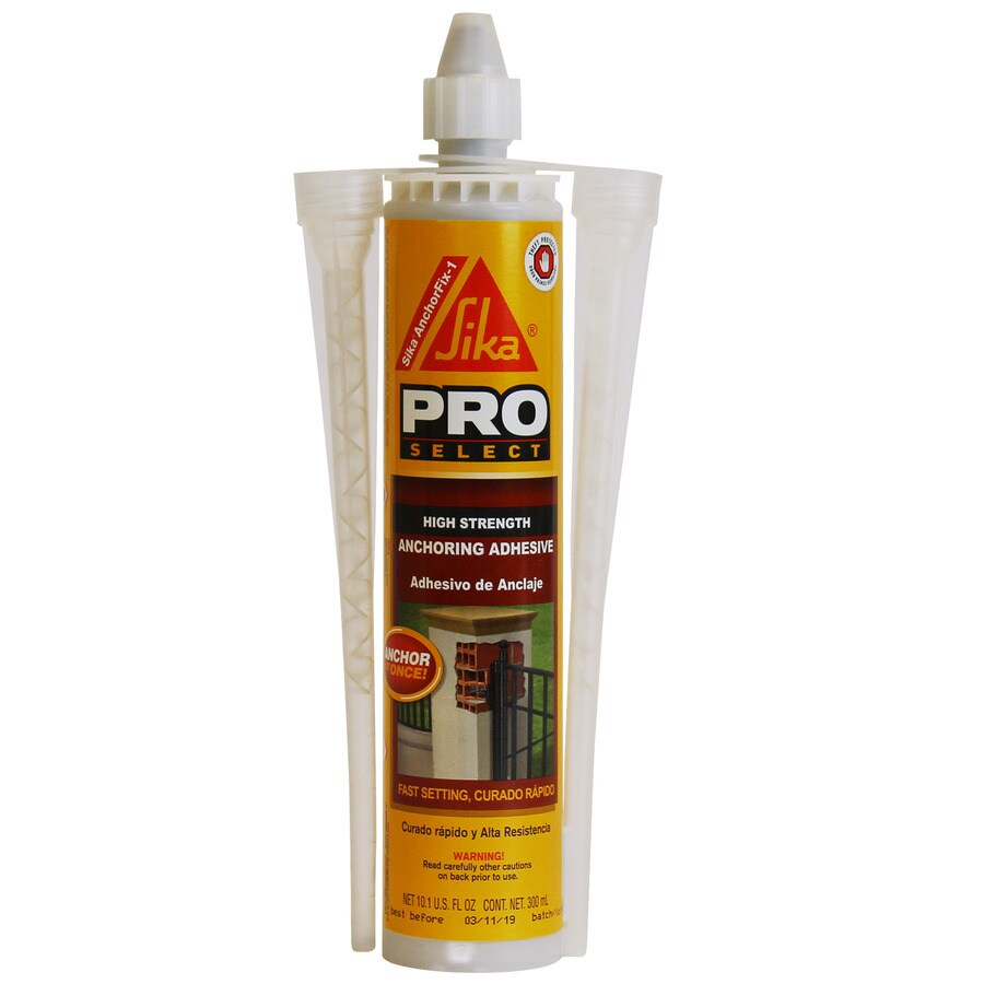 Sika Fast Set Anchoring Adhesive