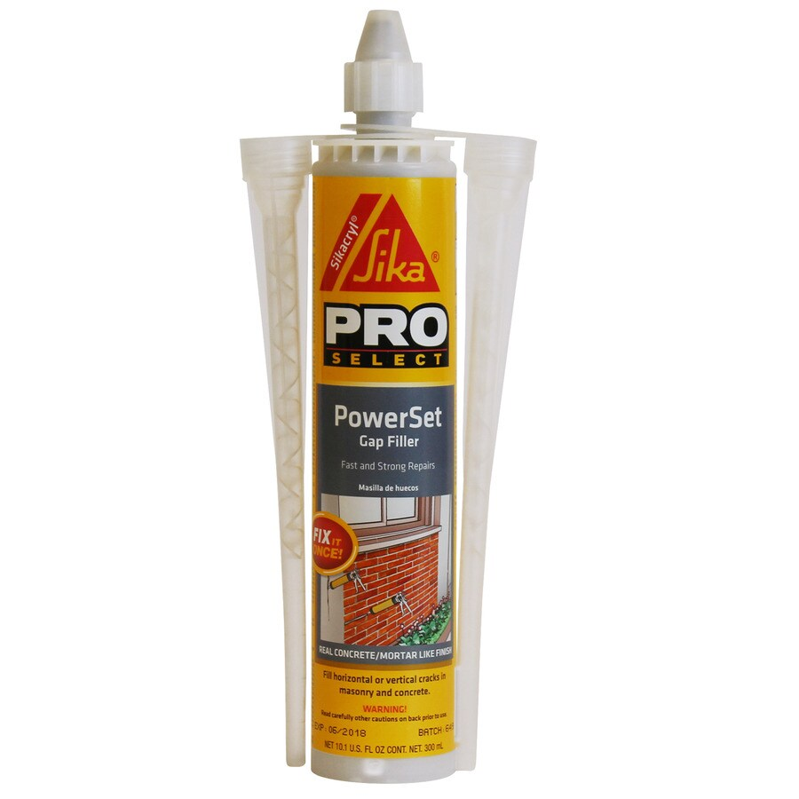 Sika 10.1-fl oz Gray Paintable Advanced Sealant Caulk