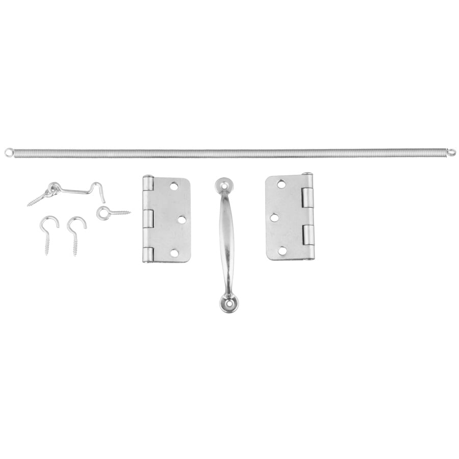 Stanley-National Hardware Steel Screen Door and Storm Door Hardware Kit