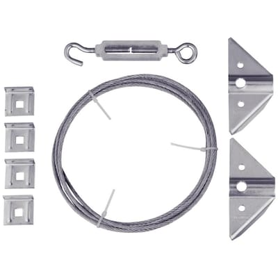Stanley National Hardware Anti Sag Gate Kit At Lowes Com