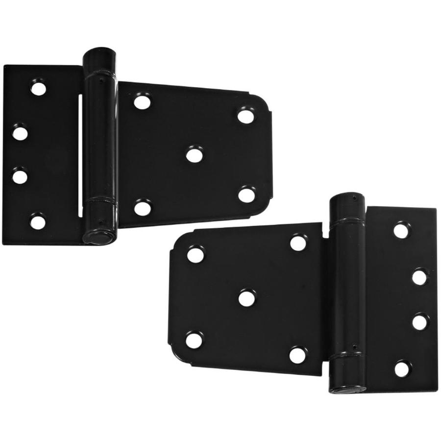 Stanley-National Hardware Steel-Painted Gate Hinge
