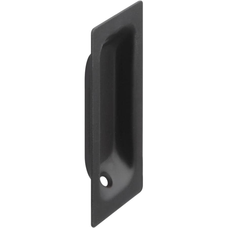 Gatehouse 3.25-in Oil-Rubbed Bronze Passage Pocket Door Pull