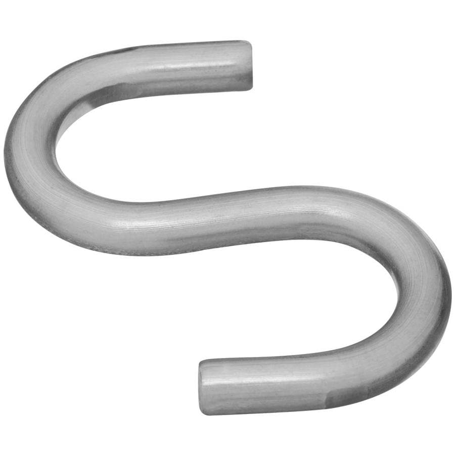 Stanley-National Hardware Stainless Steel S Hook