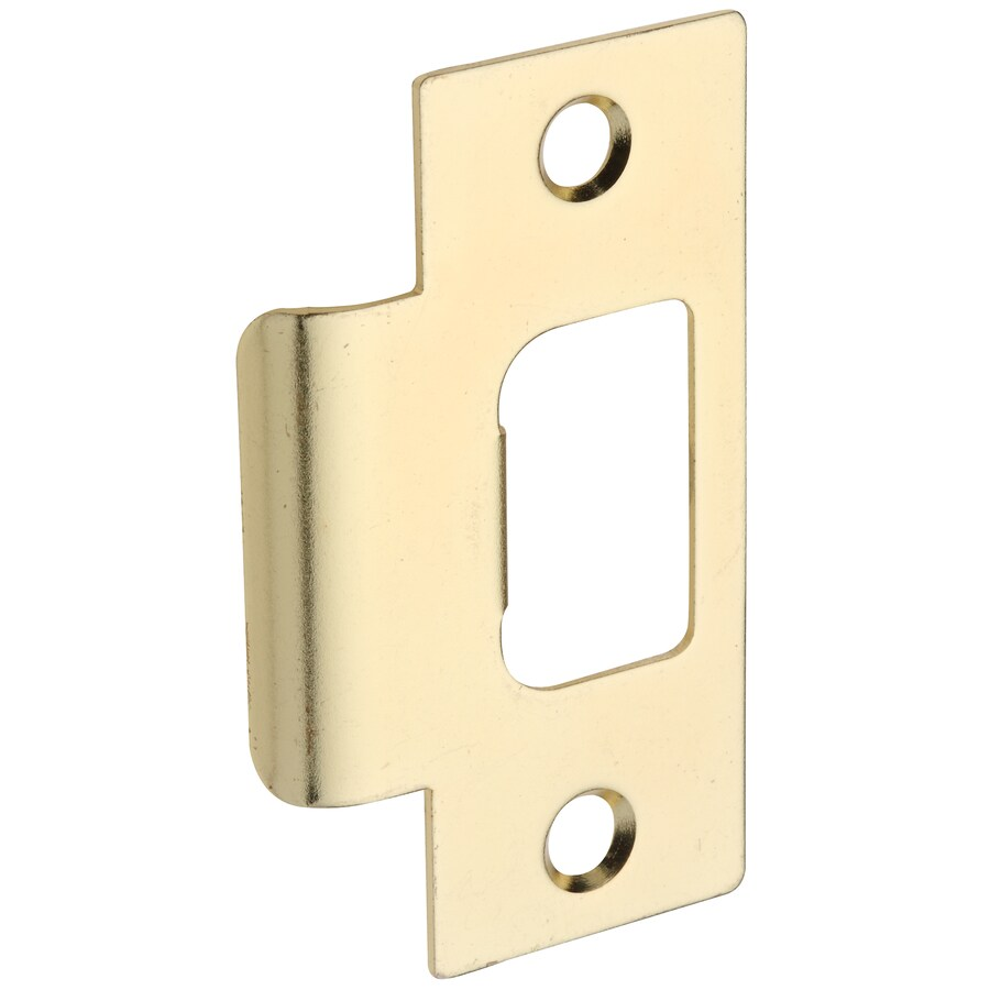 Gatehouse Steel Entry Door Standard T Strike Plate